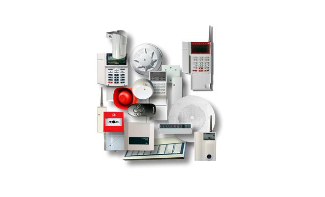 Оборудование охранно-пожарной сигнализации - стандартная комплектация