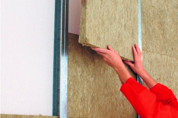 Усиление противопожарной защиты стен