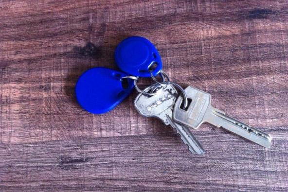 Блокировка ключей домофона от старого владельца