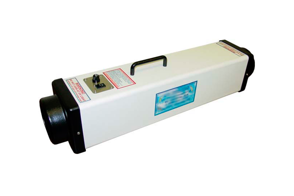 Озонатор для очистки воздуха в помещении пережившее пожар