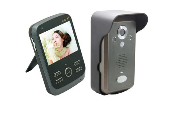 Видеодомофон беспроводной Kivos KDB 301