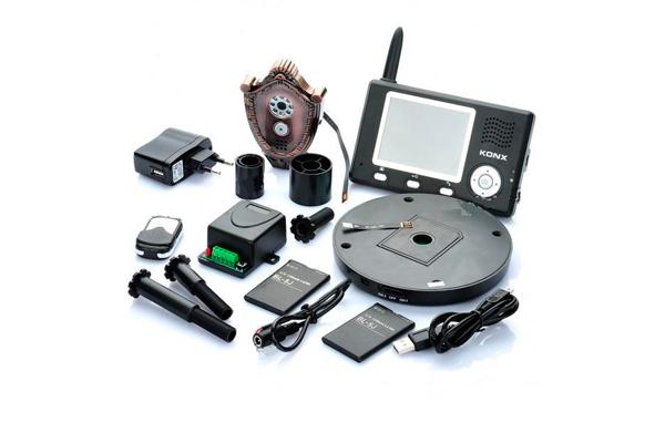 Основные компоненты видеодомофона