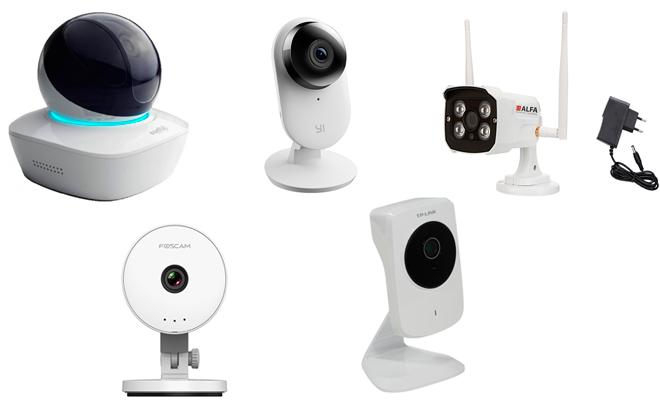 IP видеокамеры с микрофоном для видеонаблюдения - ТОП-5 моделей