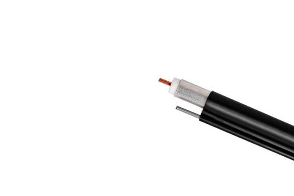 Коаксиальный кабель для видеонаблюдения из алюминия
