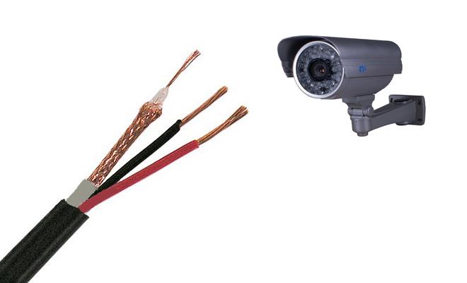Как выбрать кабель для видеонаблюдения и особенности подключения