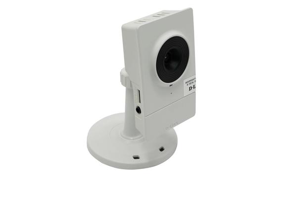 Камера видеонаблюдения D-Link DCS-2103 «Cube»
