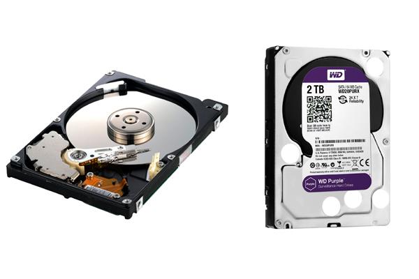 Отличие жесткого диска компьютера от накопителя систем видеонаблюдения