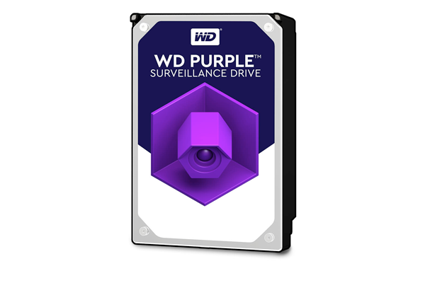 Жесткий диск для видеонаблюдения Western Digital Purple