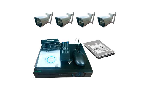 Жесткий диск в составе системы видеонаблюдения