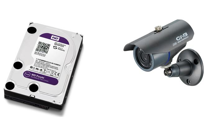 Жесткий диск для видеонаблюдения - как выбрать и что учитывать?