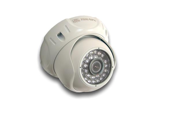 Антивандальная камера видеонаблюдения DVP-F138D-3.6
