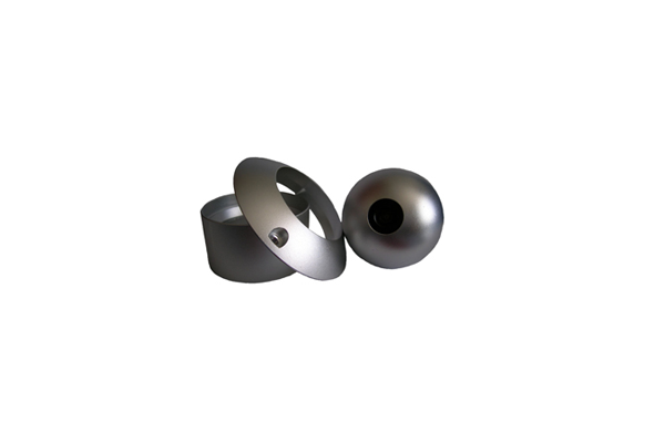 Прочный металлический корпус антивандальной камеры