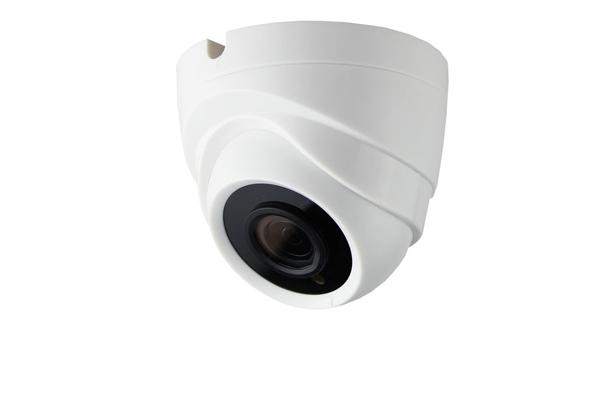 Купольная камера системы видеонаблюдения CCTV