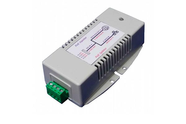 Инжектор пассивной версии PoE