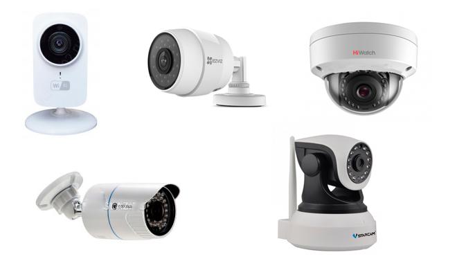 IP камеры с записью в облако: важные параметры при выборе устройств