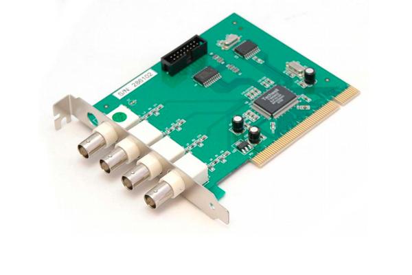 Плата захвата для подключения аналоговой камеры видеонаблюдения к компьютеру