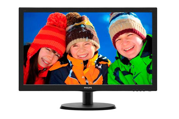 Монитор для систем видеонаблюдения Philips 193V52SB2 с матрицей TN