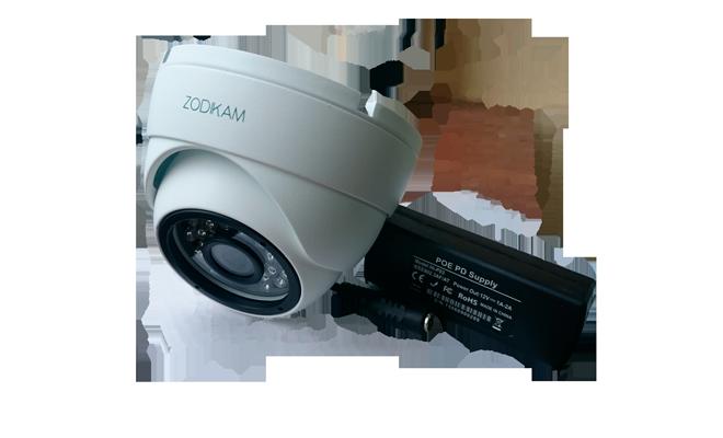 P2P камера видеонаблюдения - устройство и принцип работы, преимущества