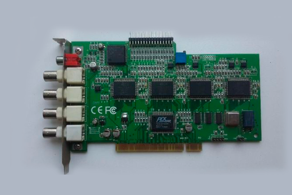 Плата видеозахвата Diginet KMC-4400 для камер видеонаблюдения