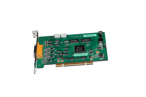Плата видеозахвата ILDVR 3000-H4C+4 для видеонаблюдения