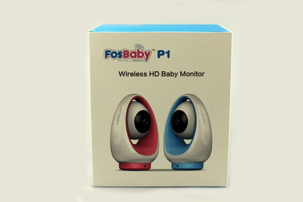 """Поворотная IP-камера """"видеоняня"""" Foscam FosBaby P1"""