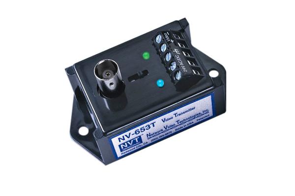 Передатчик видеосигнала NV-653T для кабеля витая пара