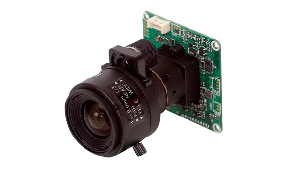 Камера видеонаблюдения модульного типа