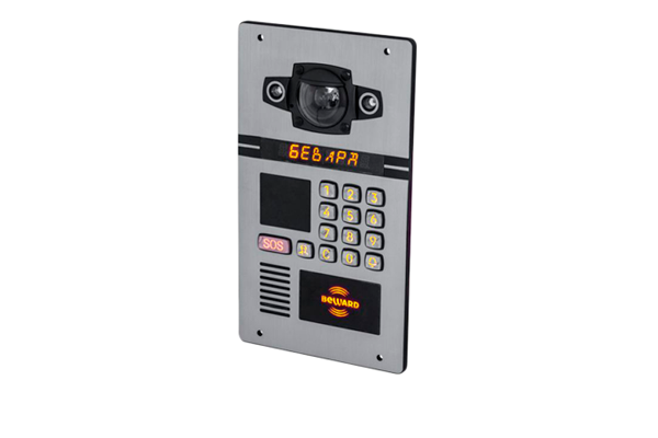 Вызывная панель IP-домофона DKS15120