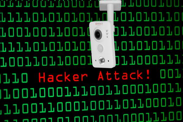 Хакерская атака систем IP-видеонаблюдения