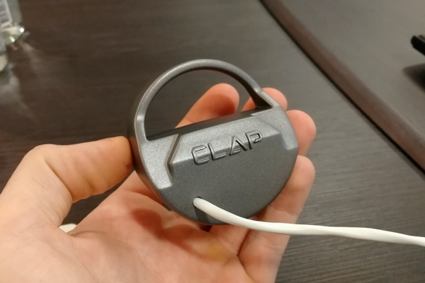 Накладка на счетчики системы CLAP