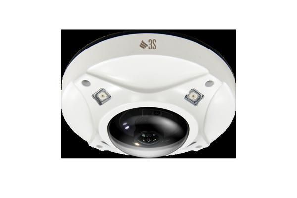 Панорамная камера видеонаблюдения 3S Vision N9017