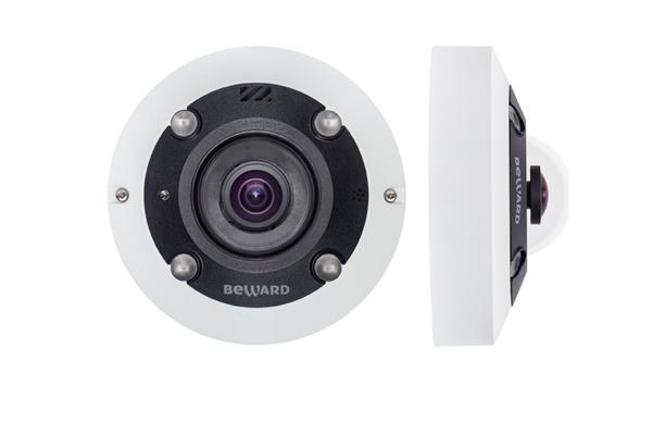 Камера наблюдения панорамного уличного типа BEWARD BD3670FL