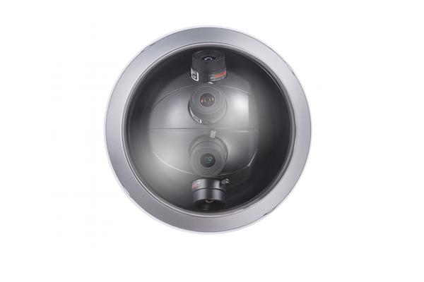 Панорамная уличная камера видеонаблюдения Hikvision DS-2CD6986F-H
