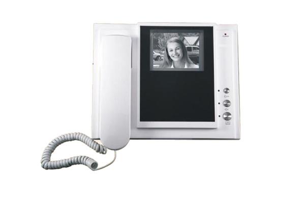 Черно-белая вызывная панель видеодомофона