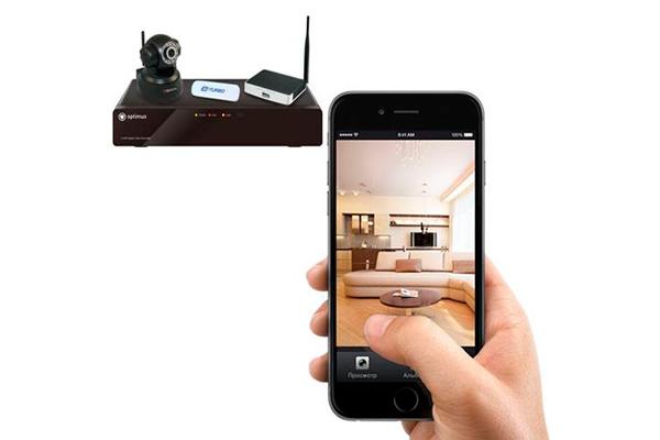 Звонок со смартфона на 3g камеру видеонаблюдения