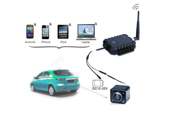 Камера заднего вида для автомобиля RVC2 RCam Wi-Fi