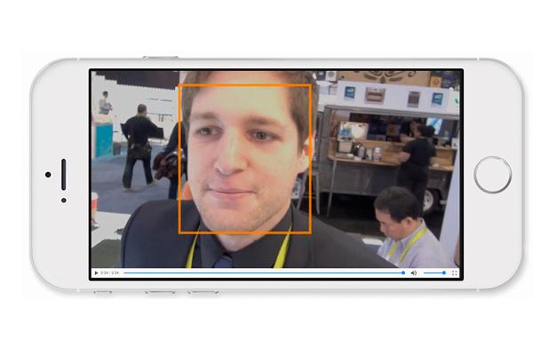 Функция распознавания лиц IP-камеры видеонаблюдения