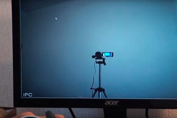 Проверка работоспособности IP-камеры Dahua