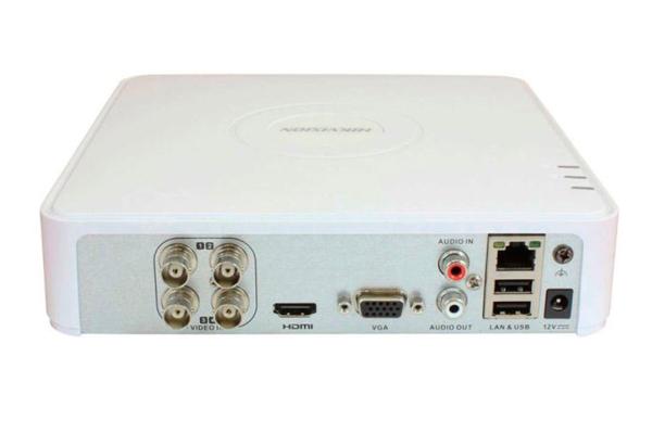 Видеорегистратор Hikvision Turbo HD 7104HQHI-F1/N