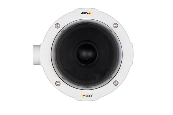 Антивандальная камера видеонаблюдения AXIS M5013-V