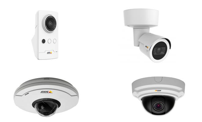 Камеры видеонаблюдения Axis: особенности шведских устройств