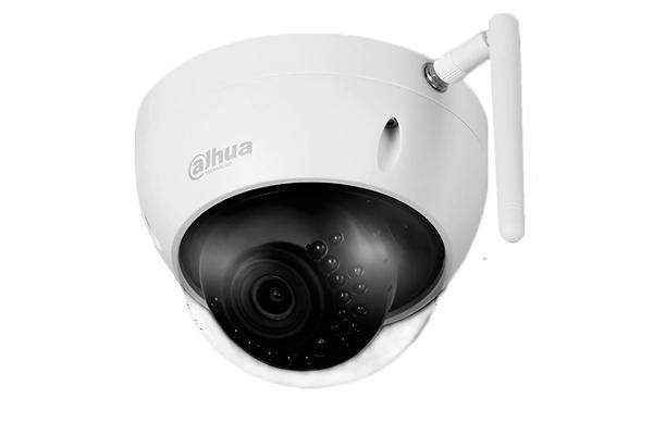 Антивандальная купольная Wi-Fi камера Dahua DH-IPC-HDBW1435EP-W