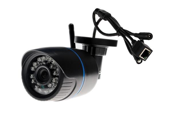 Уличная камера видеонаблюдения BESDER BS-IPC-6024PB-WF