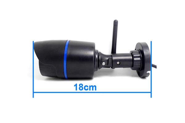 Компактная камера видеонаблюдения JIENU JN-IP501AR-B-WIFI