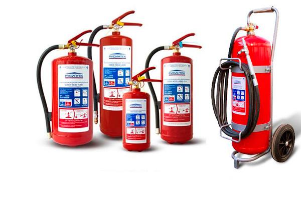 Огнетушители воздушно-эмульсионного типа (ОВЭ)