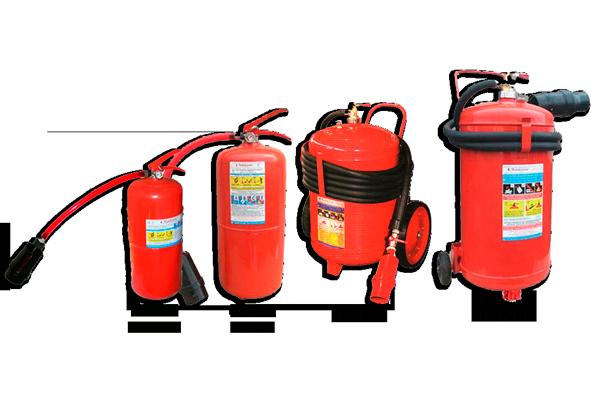 Огнетушители водно-пенного типа (ОВП)