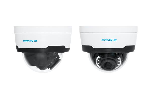 Купольная камера видеонаблюдения Infinity IDV-3MS-2812AF