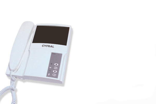 Видеодомофон Cyfral ВМ-3020