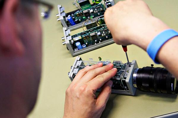 Срочный ремонт камеры видеонаблюдения