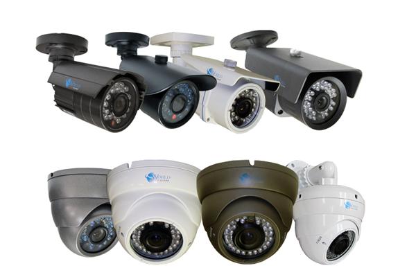 Купольные и направленные камеры для организации видеонаблюдения за детьми